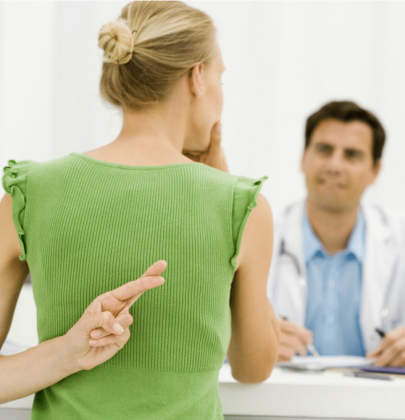6 Secrets You Should Never Hide From Your Doctor